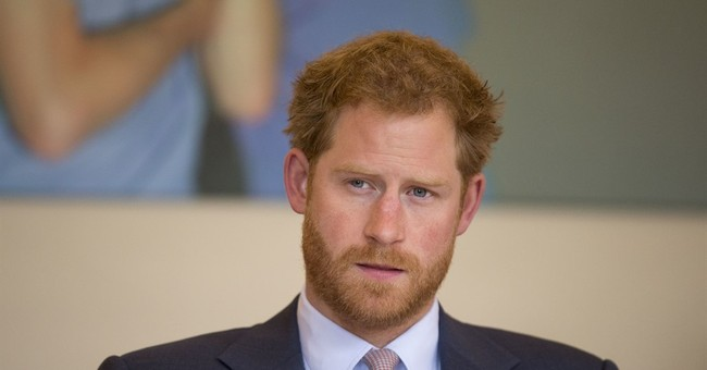 UK's Prince Harry wishes he had spoken about mother sooner
