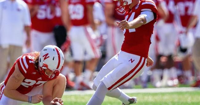 Crash kills Nebraska punter, former Michigan State punter