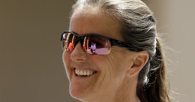 Brandi Chastain: On headers, concussions, soccer wages