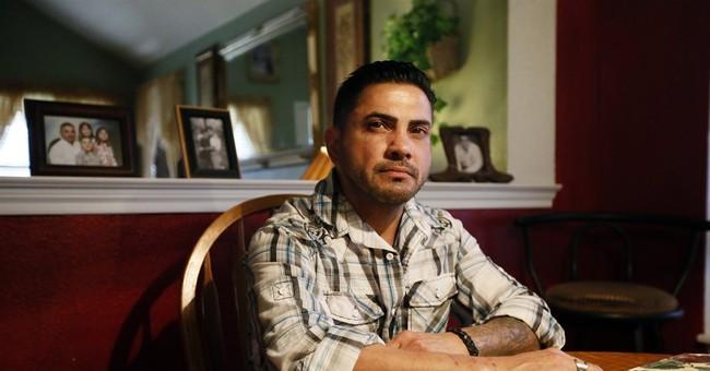 Man sentenced in Kansas for stealing Texas man's identity
