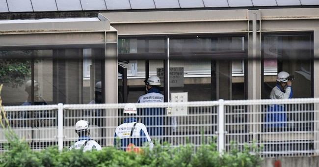 The Latest: Japan calls knife attack 'tragic and shocking'