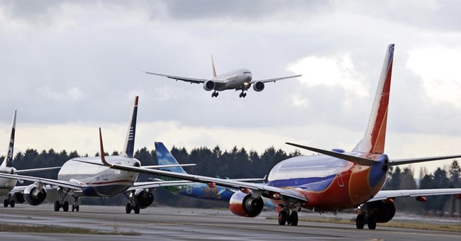 EPA moves to regulate climate-warming airliner pollution