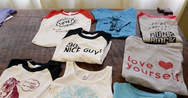 Some options for kids' clothes that defy gender norms