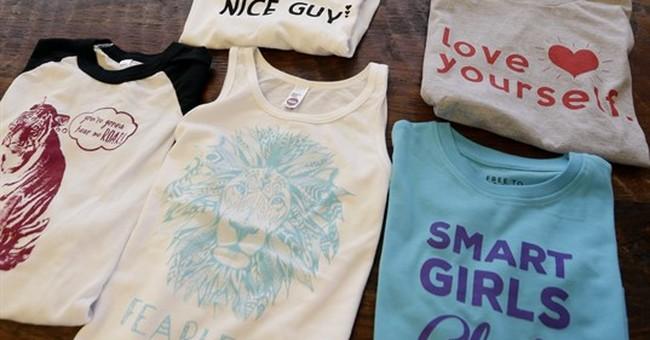 Breaking down the gender stereotypes in kids' clothing