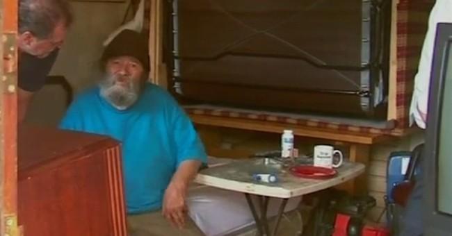 Groups seek to help veteran held as motel hostage for years