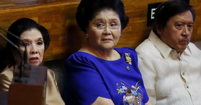 Philippine leader declares ceasefire with communist rebels