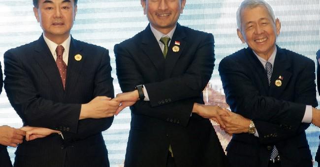 China gains key diplomatic S. China Sea win, expands cruises