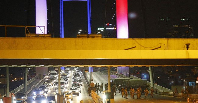 Turkey renames Bosporus Bridge '15th July Martyrs' Bridge'