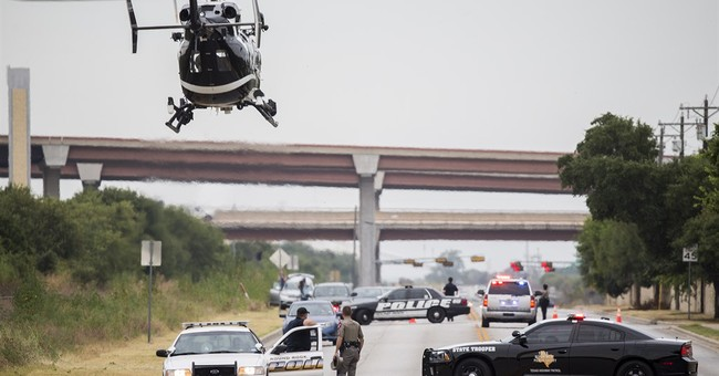 Texas police officer killed in apparent burglary attempt