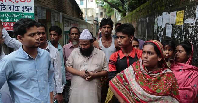 Bangladesh police say 9 militants killed in raid in Dhaka