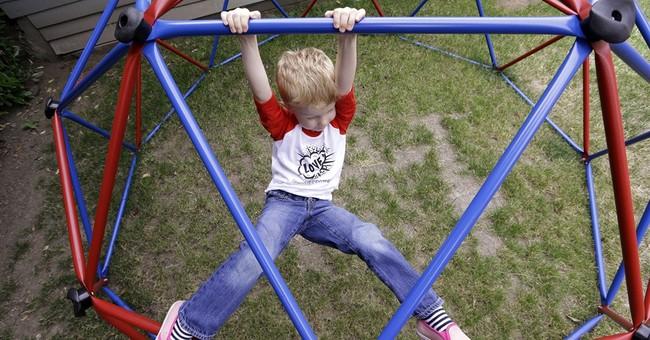 AP PHOTOS: Avoiding gender stereotypes in kids' clothing