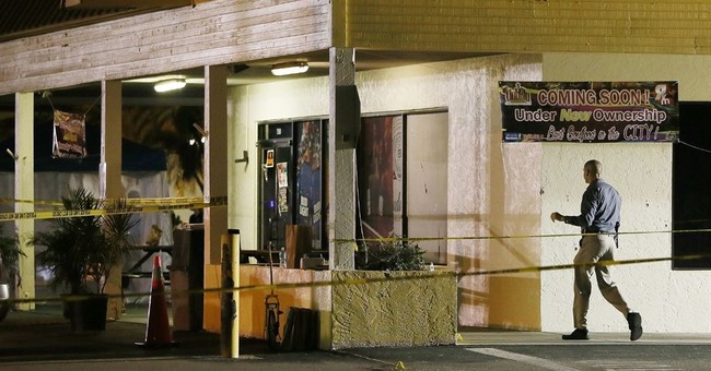 The Latest: 2 shootings took place outside club last year