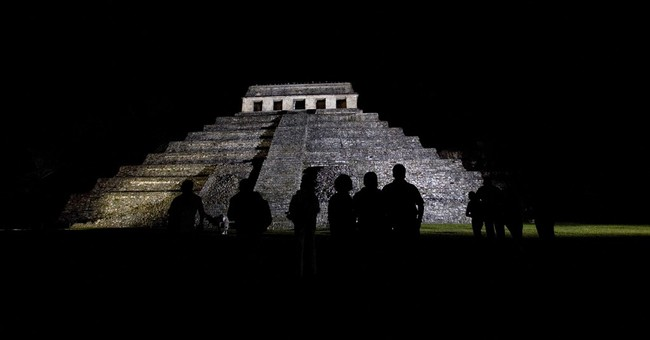 Mexico finds water tunnel under Pakal tomb in Palenque