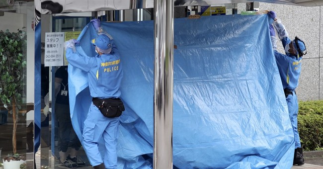 Letter by man accused of Japan stabbing carried a warning