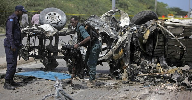 Somalia suicide bomber was ex-lawmaker, al-Shabab claims