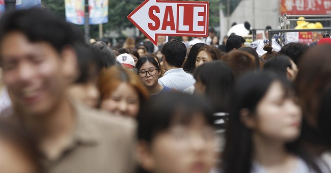 South Korea's growth improves on better consumption