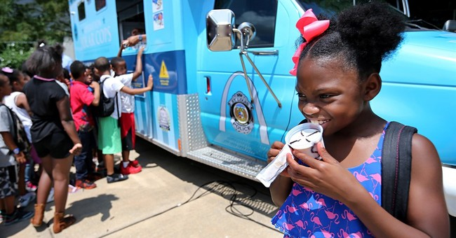 St. Louis police add ice cream truck as outreach tool