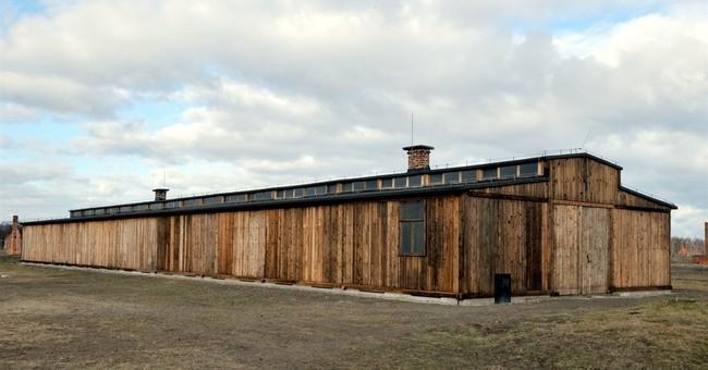 Conservation work completed on Auschwitz barracks