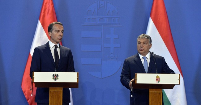 Hungary says willing to take back some migrants from Austria