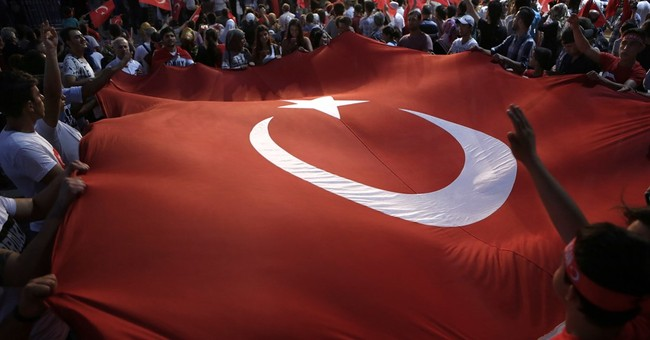 AP interview: Turkish opposition warns govt about witch hunt