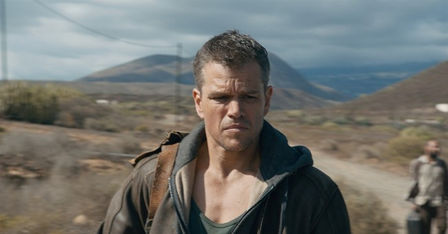 After nearly a decade, Matt Damon is 'Bourne' again
