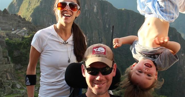 Review: In artful documentary 'Gleason,' a hero battles ALS
