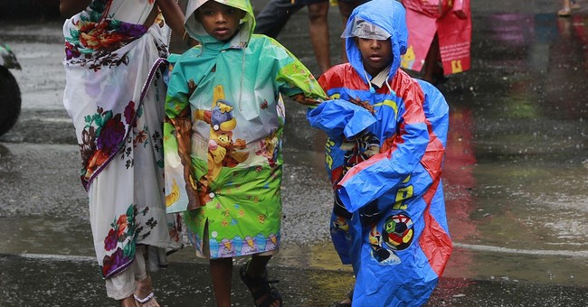 Northeast India rains kill 7, force 1.2 million from homes