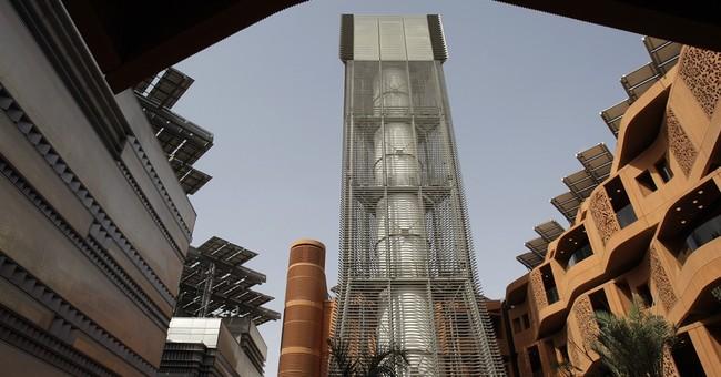 Solar plane's arrival highlights UAE's clean-energy push