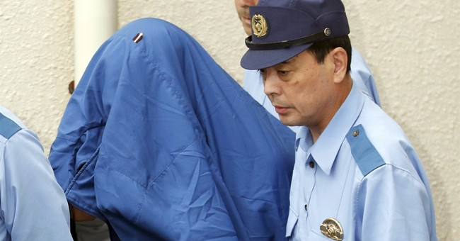 Japan police search home of suspect in stabbing spree