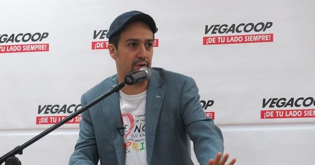Creator of Broadway hit 'Hamilton' visits Puerto Rico