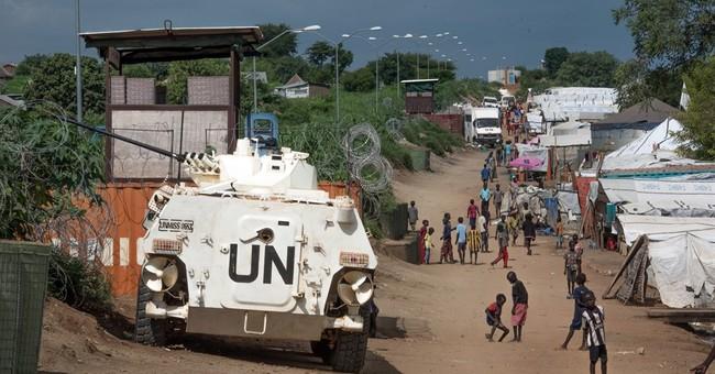 Witnesses say South Sudan soldiers raped dozens near UN camp