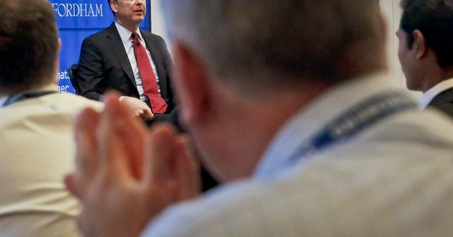 Comey: Conversations about encryption issue still needed
