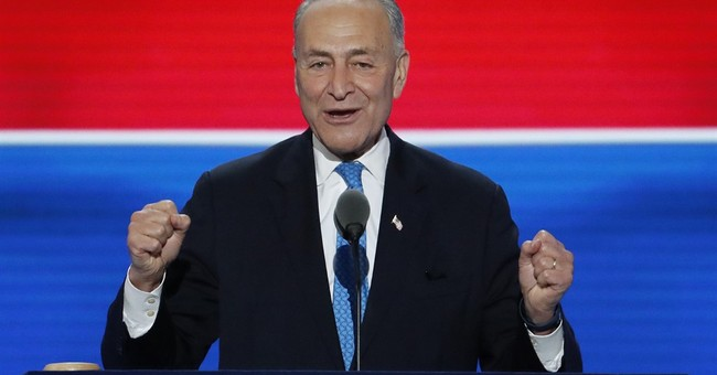Schumer prepares to be Senate leader, or Trump antagonist