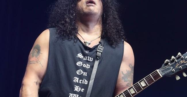 Guns N' Roses star Slash surprises 'School of Rock' cast