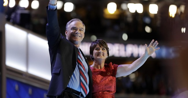 VP nominee Tim Kaine urges voters to trust Hillary Clinton