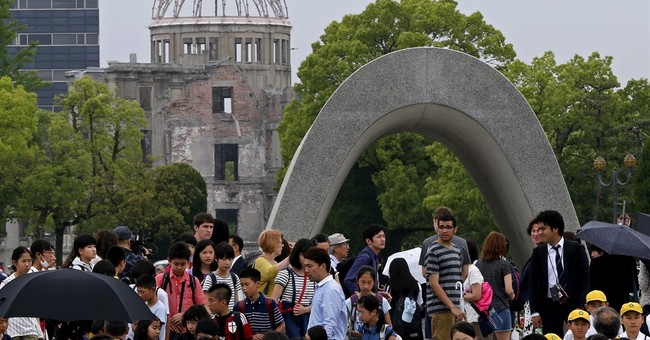 Hiroshima unhappy atomic-bomb park is 'Pokemon Go' site