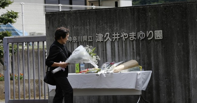 Timeline of the warnings seen before Japan knife attack