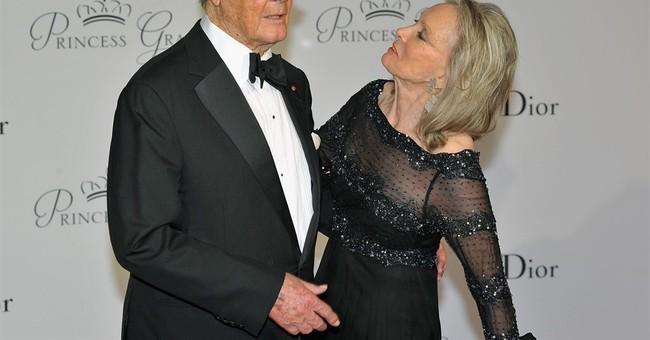 Actor Roger Moore 'heartbroken' over death of stepdaughter