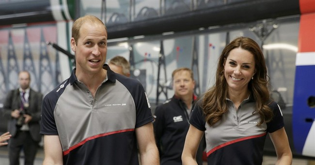 Britain's Prince William and Kate to visit Canada this fall