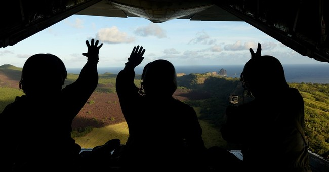Groups sue over Navy's plan for war games on Pacific islands
