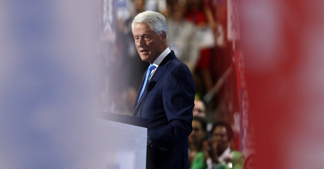Bill Clinton tells a love story to make his case for Hillary
