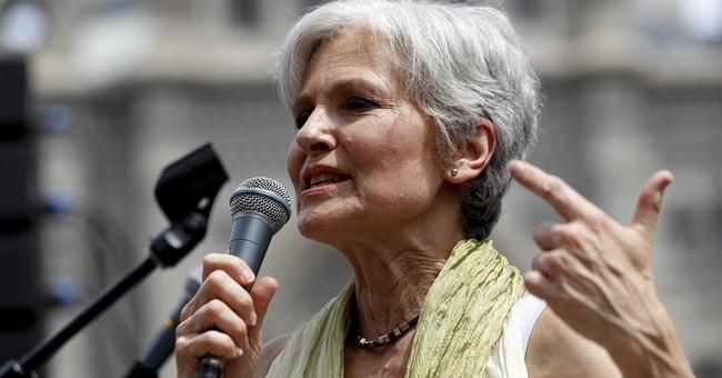 'Jill not Hill' _ Green Party's Stein seeks Sanders' backers