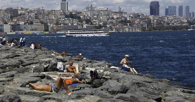 Turkey, once touted as regional model, is mired in tension