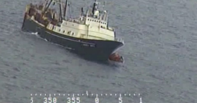 The Latest: Problem in engine room led to flooding on boat