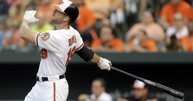 Davis signs for 7 years, $161 million with Orioles