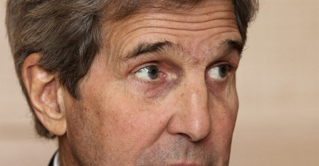 Kerry says no direct meetings to start Syria peace talks