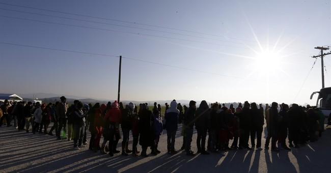 The Latest: Slovenia puts restrictions on migrants