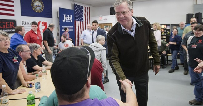 Bush will take some family help, but avoid over reliance