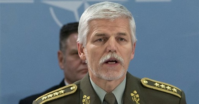 NATO top brass agree to recommend changes in alliance