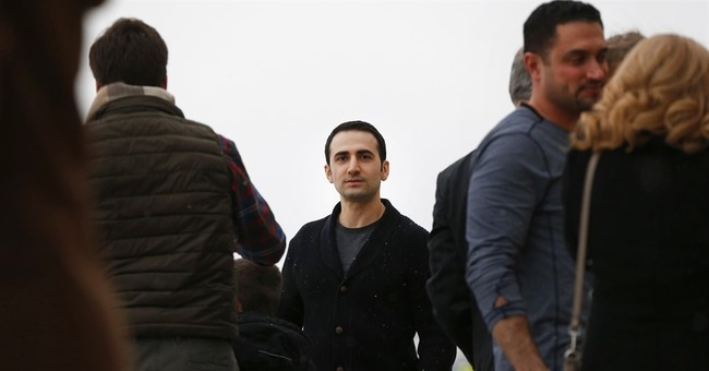 Former US Marine, released from Iran, back home in Michigan
